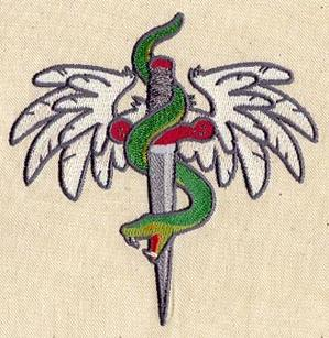 Caduceus Tattoo_image