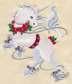 Christmas Magic Unicorn_image