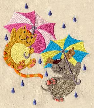 Raining Cats and Dogs_image