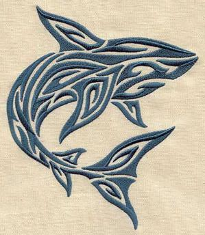 Tribal Shark_image