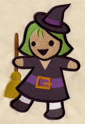 Too Cute Witch_image