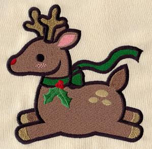 Too Cute Reindeer_image