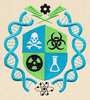 Mad Scientist Crest_image