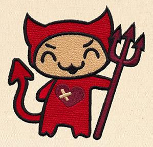 Adorable Adventure - Devil Kitty_image
