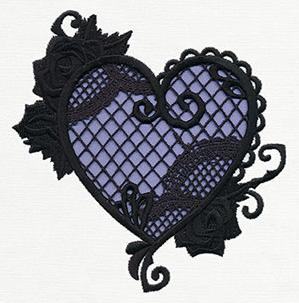 Dark Heart (Cutwork)_image