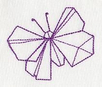 Origami Butterfly_image