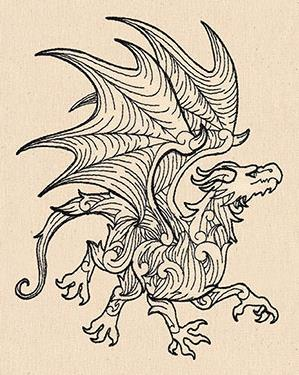 Baroque Dragon_image