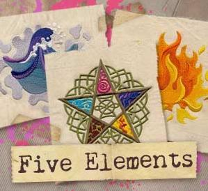 Five Elements (Design Pack)_image
