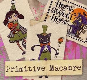 Primitive Macabre (Design Pack)_image