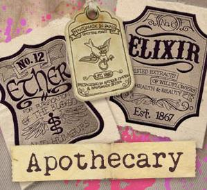 Apothecary (Design Pack)_image