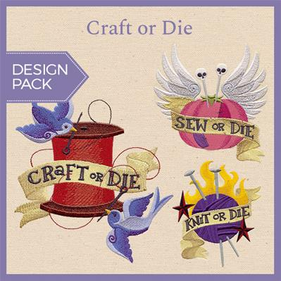 Craft or Die (Design Pack)_image