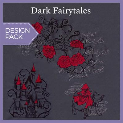Dark Fairytales (Design Pack)_image