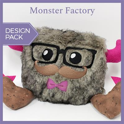 Monster Factory (Design Pack)_image