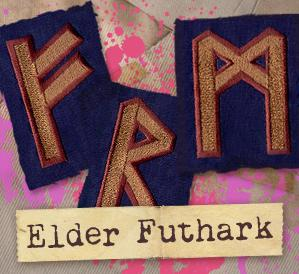 Elder Futhark (Design Pack)_image