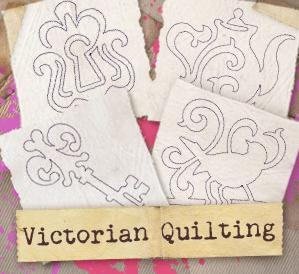 Victorian Quilting (Design Pack)_image