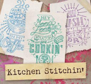 Kitchen Stitchin' (Design Pack)_image