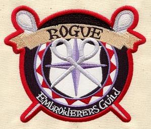 Rogue Embroiderers Guild (Patch)_image