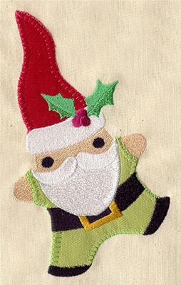 Woodland Wonderland Gnome (Applique)_image