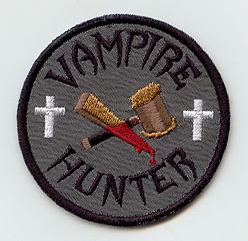 Vampire Hunter (Patch)_image