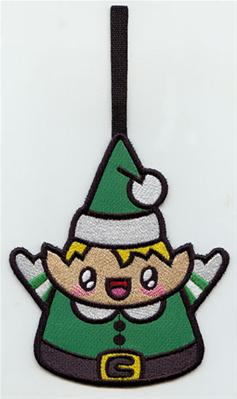 Kawaii Christmas - Elf (Ornament)_image