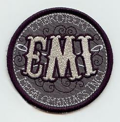Embroidery Megalomaniacs Inc. (Patch)_image
