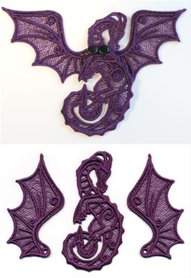 Fierce Dragon (Lace)_image