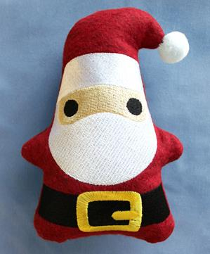 Gnome for Christmas (Stuffed)_image