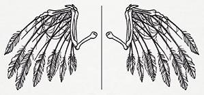 Skeletal Flight (Wing Pair)_image