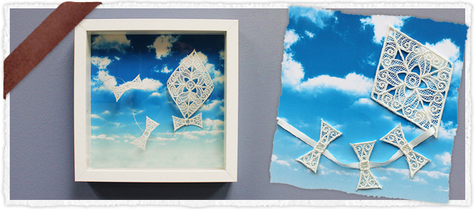 Dream Kite (Lace)
