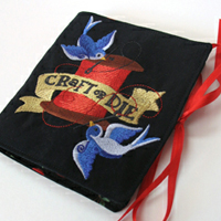 Needle Book Crafting Kit_image