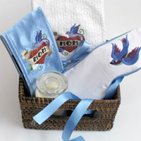 Relaxation Gift Basket_image