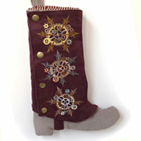 Steampunk Boot Stocking_image