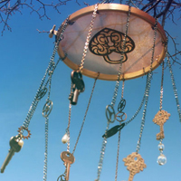 Steampunk Wind Chime_image