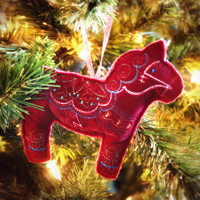 Little Dala Horse_image