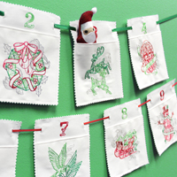 Advent Calendar Bunting_image