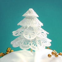 3D Lace Tree_image