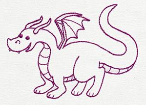 Creature Feature - Dragon 5_image