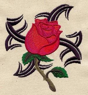 Tribal Rose_image