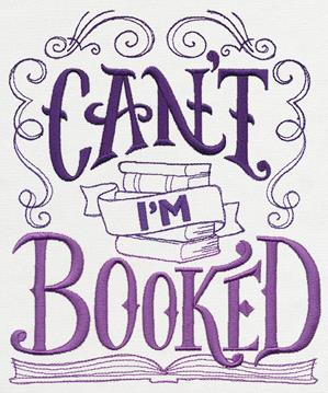 Booked Up - Can't I'm Booked_image