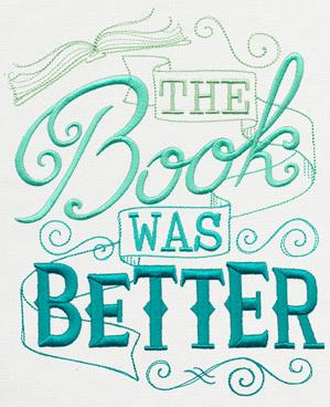 Booked Up - The Book was Better_image