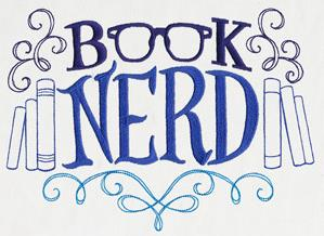 Booked Up - Book Nerd_image