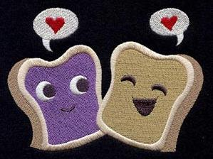 Peanut Butter and Jelly Love_image