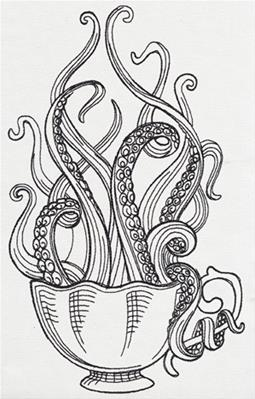 Engraved Tentacle Tea_image