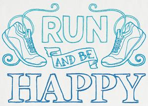 Run and Be Happy_image