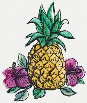 Summer Tastes - Pineapple_image