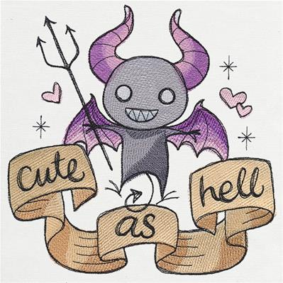 Wicked Cute - Cute as Hell_image