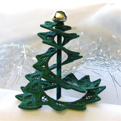 Spiral Christmas Tree (Lace)_image