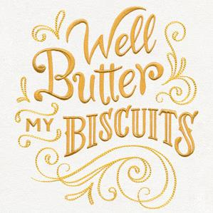 Sassafras - Well Butter My Biscuits_image