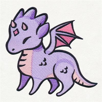 Charmed Creatures - Dragon_image