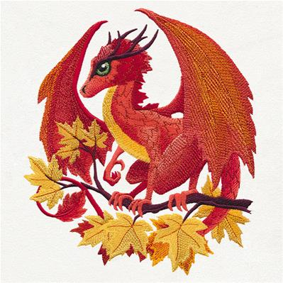 Autumn Dragon_image